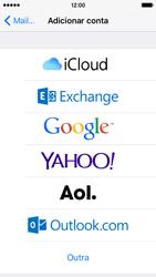 Apple iPhone 5s iOS 9 - Email - Configurar a conta de Email -  6