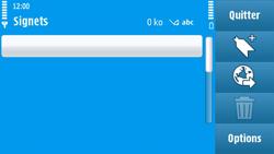 Nokia N97 - Internet - configuration manuelle - Étape 19