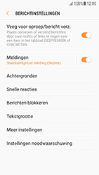 Samsung Galaxy A3 (2016) - Android Nougat - MMS - probleem met ontvangen - Stap 6
