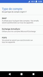 Sony Xperia XZ1 - E-mails - Ajouter ou modifier un compte e-mail - Étape 10
