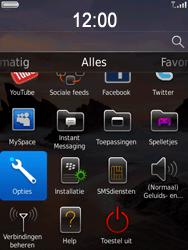 BlackBerry 9800 Torch - Instellingen - Configuratiebericht ontvangen - Stap 3