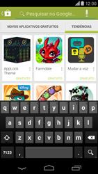 Motorola Moto X (2014) - Aplicativos - Como baixar aplicativos - Etapa 13