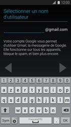 Samsung G900F Galaxy S5 - Applications - Créer un compte - Étape 8