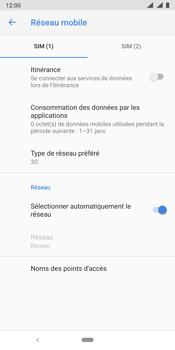 Nokia 9 - Réseau - activer 4G - Étape 8