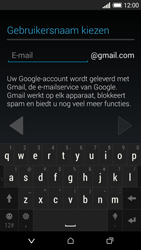HTC Desire 610 - Applicaties - Account aanmaken - Stap 7
