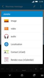 HTC One M8s - MMS - envoi d'images - Étape 13