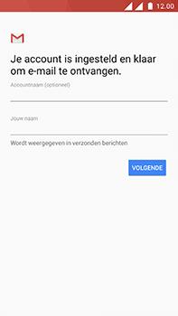 OnePlus 3 - Android Nougat - E-mail - handmatig instellen (outlook) - Stap 11