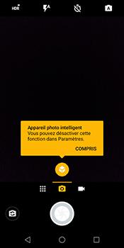 Motorola Moto G6 - Photos, vidéos, musique - Créer une vidéo - Étape 6