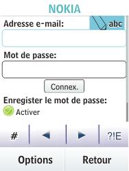 Nokia C2-03 - E-mail - Configurer l