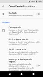 Sony Xperia XZ1 - Bluetooth - Conectar dispositivos a través de Bluetooth - Paso 5