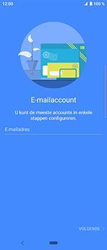 Sony Xperia 10 - E-mail - handmatig instellen - Stap 6