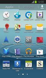 Samsung Galaxy Express - Applications - Télécharger une application - Étape 3
