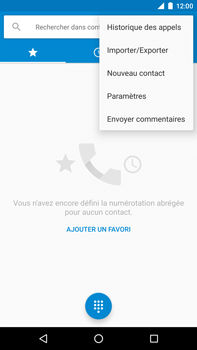 Huawei Nexus 6P - Messagerie vocale - configuration manuelle - Étape 6