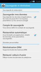 Bouygues Telecom Bs 471 - Aller plus loin - Restaurer les paramètres d'usines - Étape 5