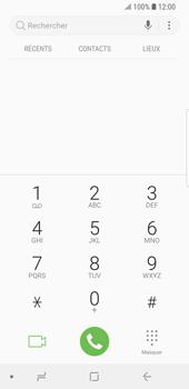 Samsung Galaxy S9 - Messagerie vocale - configuration manuelle - Étape 5