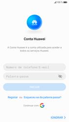 Huawei P9 Lite - Android Nougat - Primeiros passos - Como ligar o telemóvel pela primeira vez -  15