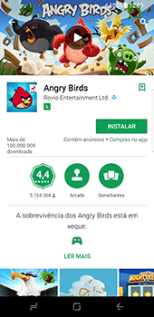 Samsung Galaxy S8 - Aplicativos - Como baixar aplicativos - Etapa 18