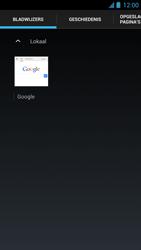 Acer Liquid S1 - Internet - Hoe te internetten - Stap 10