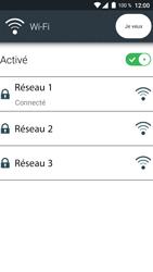 Doro 8035 - Wi-Fi - Se connecter à un réseau Wi-Fi - Étape 9
