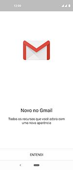Motorola One Vision - Email - Como configurar seu celular para receber e enviar e-mails - Etapa 4