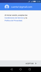 Huawei Huawei Y6 - E-mail - Configurar Gmail - Paso 13