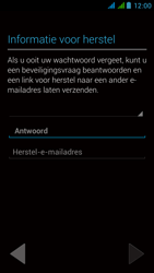 Fairphone Fairphone - Applicaties - Account aanmaken - Stap 15