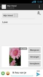 Acer Liquid Z5 - MMS - Afbeeldingen verzenden - Stap 15