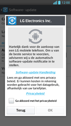 LG P875 Optimus F5 - Software updaten - Update installeren - Stap 6