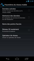 Samsung I9250 Galaxy Nexus - Internet - Activer ou désactiver - Étape 6
