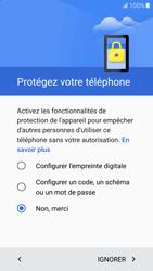 Samsung Galaxy S7 Edge - Premiers pas - Créer un compte - Étape 30