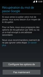 Huawei Ascend G6 - Applications - Créer un compte - Étape 11