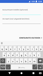 Sony Xperia XZ Premium - Android Oreo - E-mail - e-mail instellen: POP3 - Stap 21