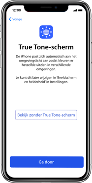 Apple iphone-xs-max-met-ios-13-model-a1921 - Instellingen aanpassen - Hoe gebruik ik de Automatisch inloggen-optie - Stap 19