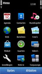 Nokia N8-00 - MMS - afbeeldingen verzenden - Stap 2