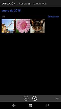 Microsoft Lumia 950 XL - Mensajería - Escribir y enviar un mensaje multimedia - Paso 10