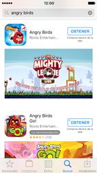 Apple iPhone SE iOS 10 - Aplicaciones - Descargar aplicaciones - Paso 13