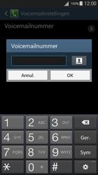 Samsung Galaxy S3 Neo (I9301i) - Voicemail - Handmatig instellen - Stap 8