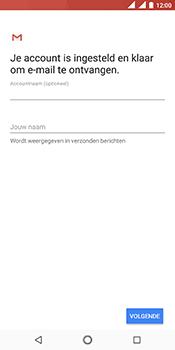 Nokia 5.1 - E-mail - e-mail instellen: IMAP (aanbevolen) - Stap 19