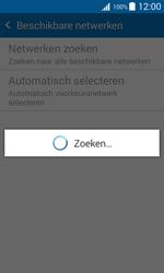 Samsung J100H Galaxy J1 - Netwerk - Handmatig netwerk selecteren - Stap 11