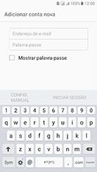 Samsung Galaxy J5 (2016) DualSim (J510) - Email - Adicionar conta de email -  6