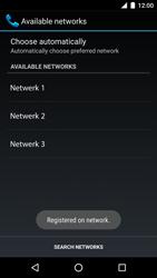 Fairphone Fairphone 2 (2017) - Netwerk selecteren - Handmatig een netwerk selecteren - Stap 10