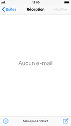 Apple iPhone 5s - iOS 12 - E-mail - envoyer un e-mail - Étape 2