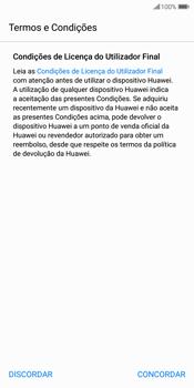 Huawei P Smart - Primeiros passos - Como ligar o telemóvel pela primeira vez -  6