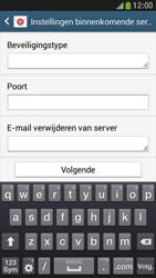 Samsung I9195 Galaxy S IV Mini LTE - E-mail - e-mail instellen: POP3 - Stap 9