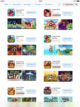 Apple iPad Mini 4 - Applicaties - Downloaden - Stap 10
