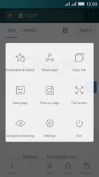 Huawei Y635 Dual SIM - Internet - Internet browsing - Step 15