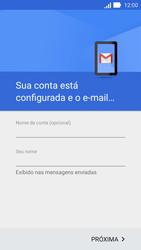 Asus Zenfone 2 - Email - Como configurar seu celular para receber e enviar e-mails - Etapa 12
