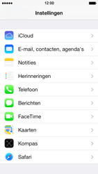 Apple iPhone 5 iOS 7 - MMS - handmatig instellen - Stap 10