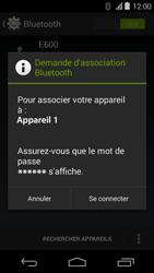 Acer Liquid E600 - WiFi et Bluetooth - Jumeler votre téléphone avec un accessoire bluetooth - Étape 7
