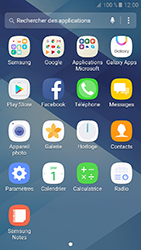 Samsung Galaxy A3 (2017) (A320) - E-mails - Ajouter ou modifier votre compte Outlook - Étape 3